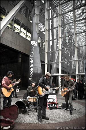 Busking For Change 2