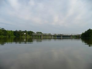 Cayuga: A 1000 Canoes starting port