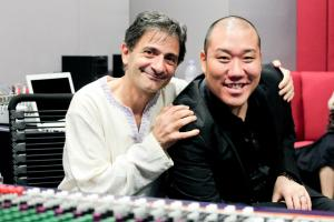 Producer Joseph Curiale and associate producer Jeff Miyahara
