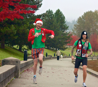 Ugly Sweater Run Across North America For Children's Wish and Toys ...