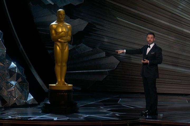 Oscars Audience Tumbles From Year Ago, Preliminary Data Show