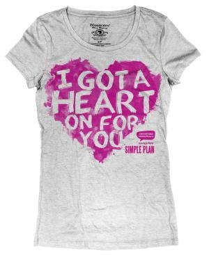 Simple Plan Shirt 1