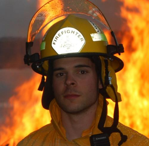 becoming a volunteer firefighter